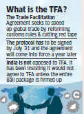 Tense moments at WTO: India gives new proposal to break the trade facilitation agreement deadlock