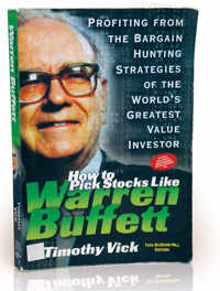 Book Review: Timothy P. Vick's 'How to pick stocks like Warren Buffett'