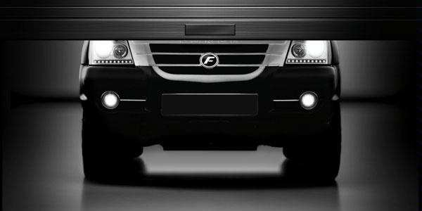 The long standing brand synonymous with the Tempo Trax will diversify from commercial vehicles into the personal vehicle business. The Force One SUV will be the division's first offering