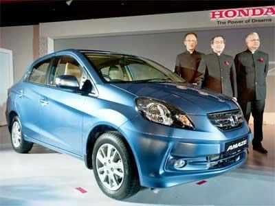 Honda's diesel engine car sales cross 1 lakh mark in India - The
