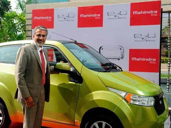 Mahindra Reva e2o Premium launched at Rs 5.72 lakh