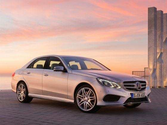 Mercedes Benz E350 BlueTEC Diesel To Be Launched On September 11