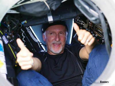 Why 'Avatar' director James Cameron prefers deep-sea exploration to Hollywood glitz