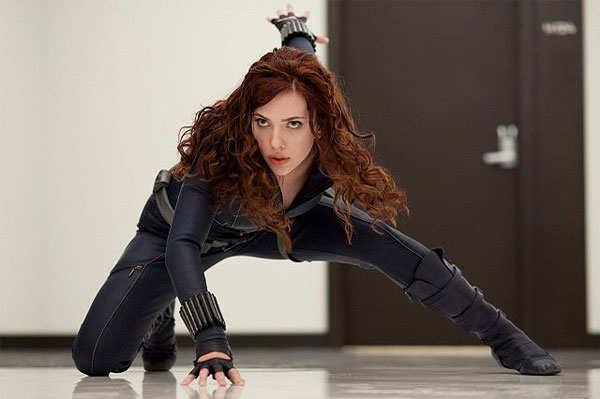 'Black Widow' film is possible: Comic writer Stan Lee