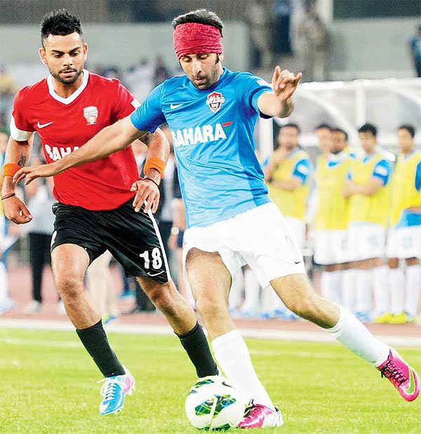 Ranbir Kapoor bets big on ISL Mumbai team, wants to build football