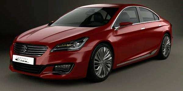 The Manesar plant begins production of Maruti Suzuki Ciaz to meet the September launch deadline
