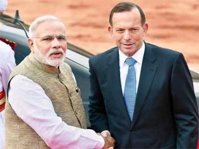 Tony Abbott Talks On India Australia Fta May Conclude By 2016 Tony