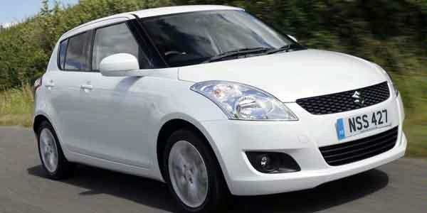 Suzuki Swift crosses 4 mn mark globally, half sold in India