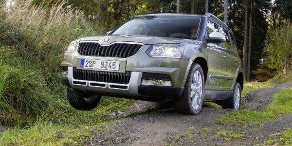 Skoda launches upgraded variant of premium compact SUV Yeti