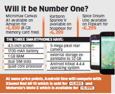 Is Google's Android One still a big deal for India?