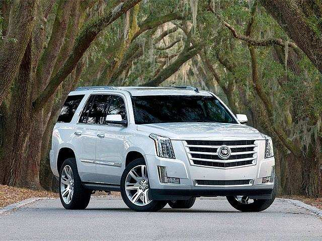 Cadillac S Rs 50 Lakh Escalade Has Brawn Dressed To Impress The