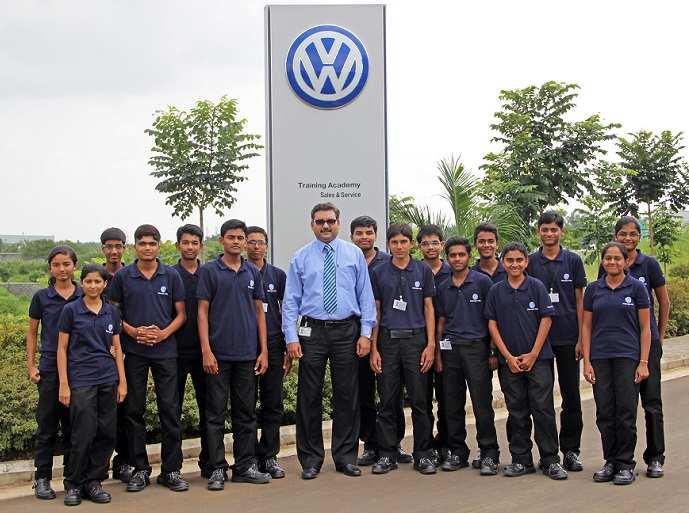 VW starts 4th batch of Mechatronics Apperenticeship Programme
