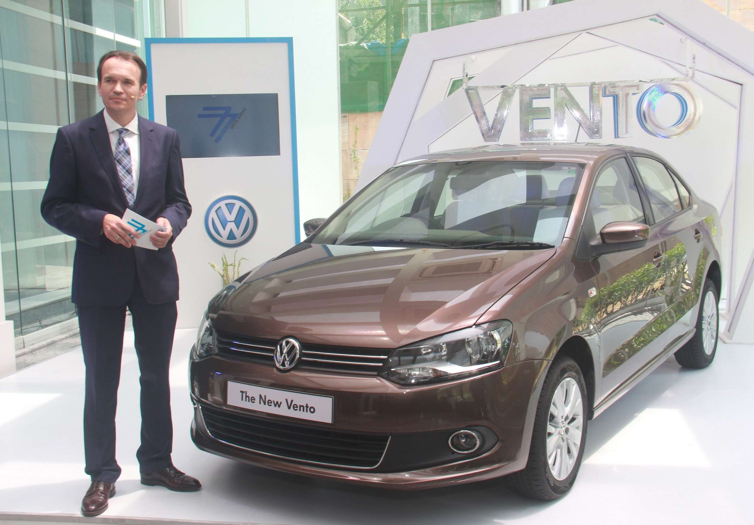 VW launches Vento 1 5 TDI with 7-Speed DSG Automatic at Rs 7 44 Lakh