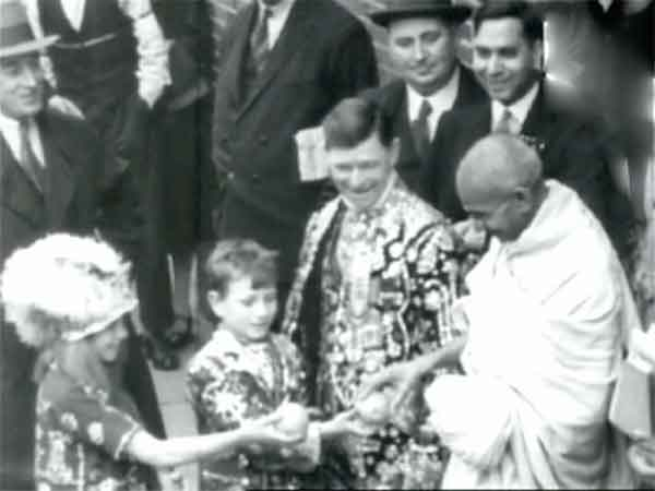 Mahatma Gandhi's unseen images & how they are a better way to take him closer to new generations