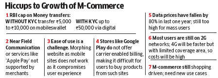 Companies devise new strategies to keep pace with rapid rise of mobile commerce
