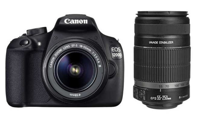 Ten things you need to think about when buying your first DSLR camera