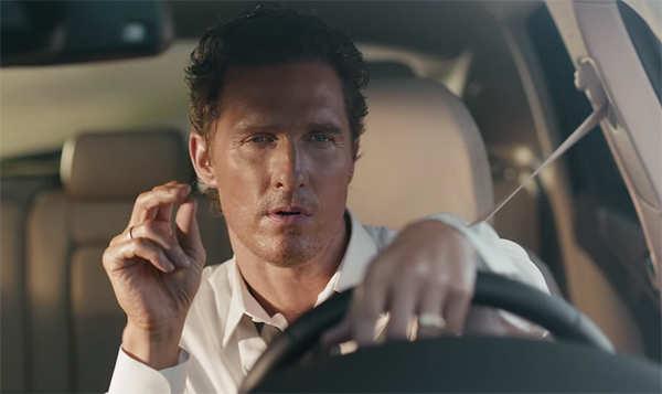 Matthew McConaughey, Jim Carrey boost Lincoln sales