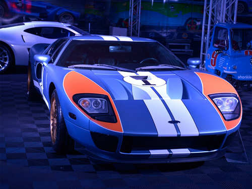 10 insanely cool cars from the SEMA show in Las Vegas