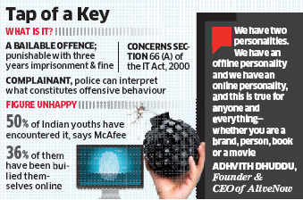 Cyber bullying is a crime, but open to interpretation: Expert