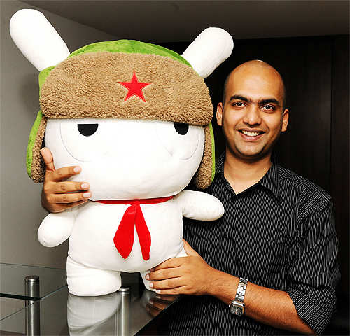 Xiaomi can reframe the entire industry, says head Manu Jain