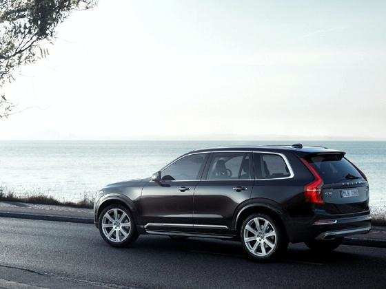 New Volvo XC90 launching by mid-2015