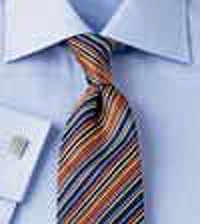 Combine your shirt with these trendy ties for an ultimate combo