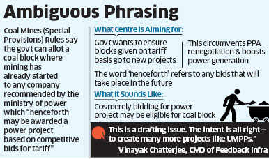 Ambiguous phrasing of coal rules can be misread: Experts