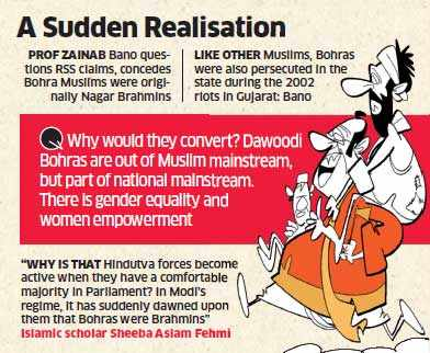 Sangh's 'Ghar Wapsi' event in full swing in Gujarat - The Economic Times