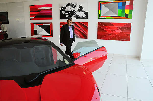 Making of an Indian speedster: I have risked all on this supercar 'Avanti', says Dilip Chhabria