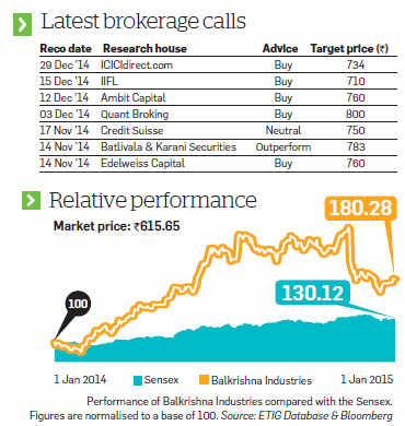 Balkrishna Industries: A long-term bet after the recent correction