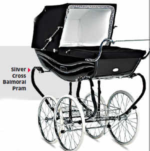 Why Bmw Mercedes Benz And Audi Should Make Prams For Posh