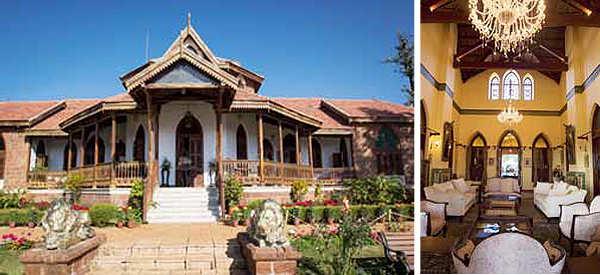 Get a guided-tour of Ajay Piramal's Mahabaleshwar residence