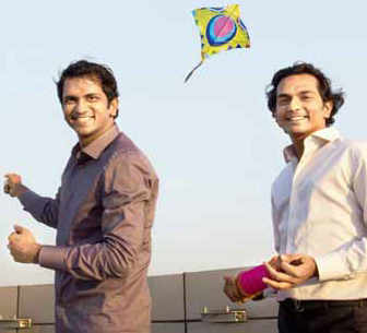 Turakhia brothers: Not just high-flyers but kite flyers too