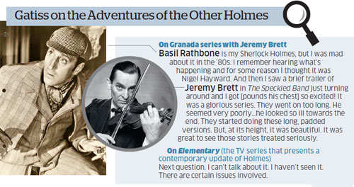 How Sherlock Holmes made Mark Gatiss one of the biggest draws at the Mumbai edition of Comic Con