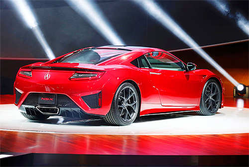 Acura's Rs 92.49 lakh NSX gets Jerry Seinfeld's stamp