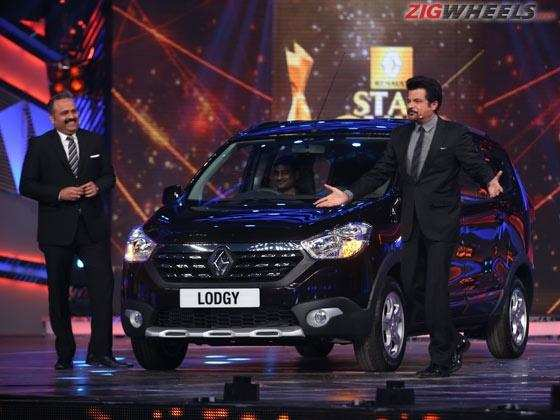 Renault Lodgy Stepway unveiled in style