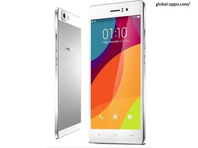 Oppo R5 smartphone: The best smartphone Oppo has in its portfolio