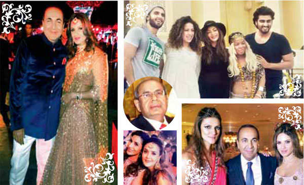 J-Lo, Nicole Scherzinger jazz up Sanjay Hinduja's Udaipur wedding