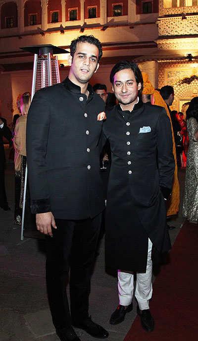 Jaipur wedding for Nepal's only billionaire heir Rahul Chaudhary
