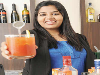 Meet 5 women bartenders in India & how they are changing the  stereotype