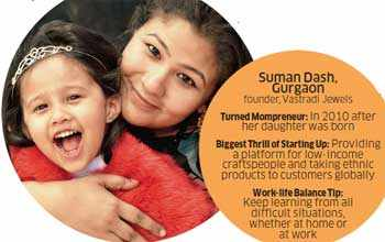 Meet 8 successful mompreneurs who chose to start up a business while bringing up children