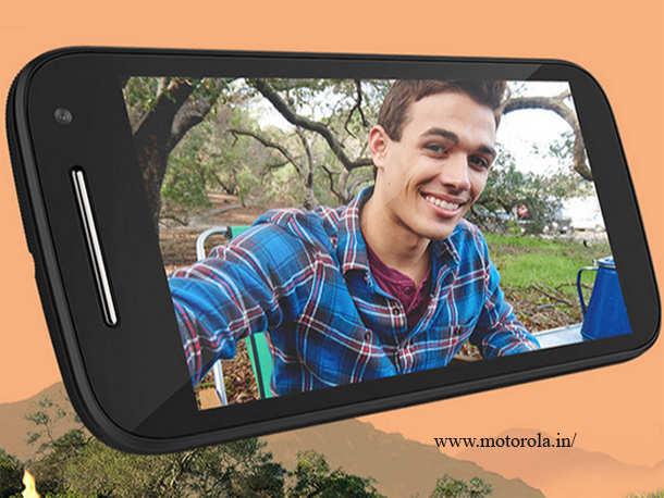 Motorola launches 2nd generation Moto E for Rs 6,999