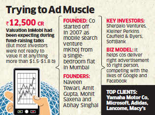 Google in talks to buy mobile advertising network InMobi to counter Facebook's ad dominance