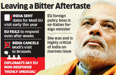 PM Narendra Modi's Brussels visit cancelled as EU fails to respond