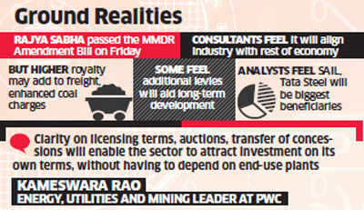 MMDR amendment will bring investments, to push up costs too