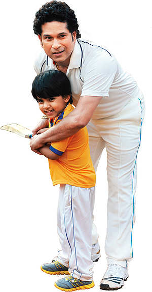 I was a minor when I got my first ad offer: Sachin Tendulkar