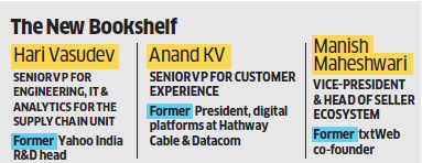 Flipkart appoints former Yahoo executive Hari Vasudev as senior VP for engineering