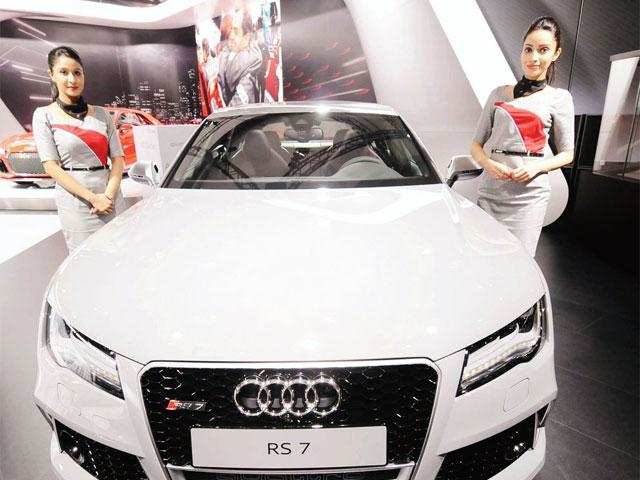 Audi Opens Technical Service Centre In India The