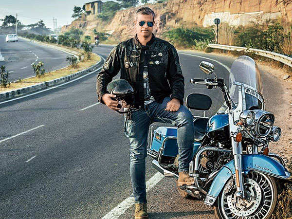 b24bbbc31a Motorcycle Diaries  Three top corporate honchos hit the road at full  throttle
