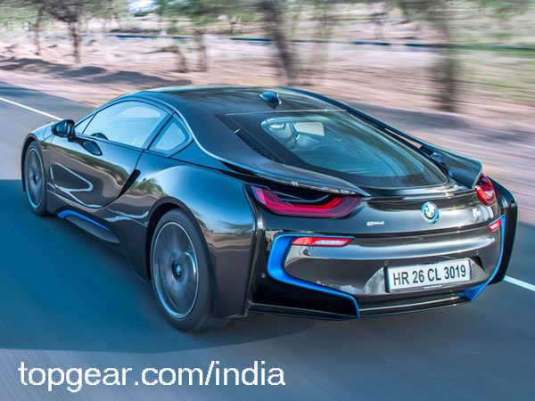 Bmw I8 Driving Tomorrow S Car Today In India The Economic Times